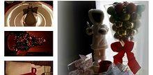 christmas decor, christmas decorations, seasonal holiday decor