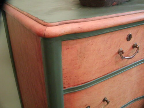 can you use chalk paint over stain without sanding first hometalk. Black Bedroom Furniture Sets. Home Design Ideas