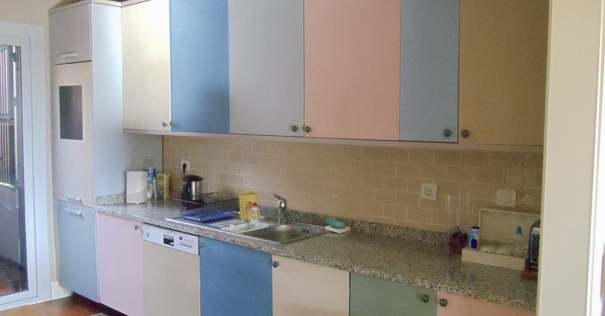 - Kitchen Makeover In Different Colors Hometalk