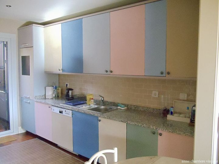 Kitchen Makeover In Different Colors Hometalk
