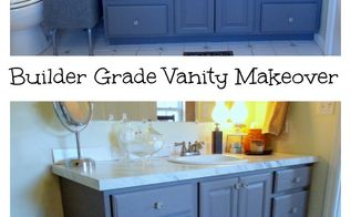 how to paint your vanity, bathroom ideas, painted furniture