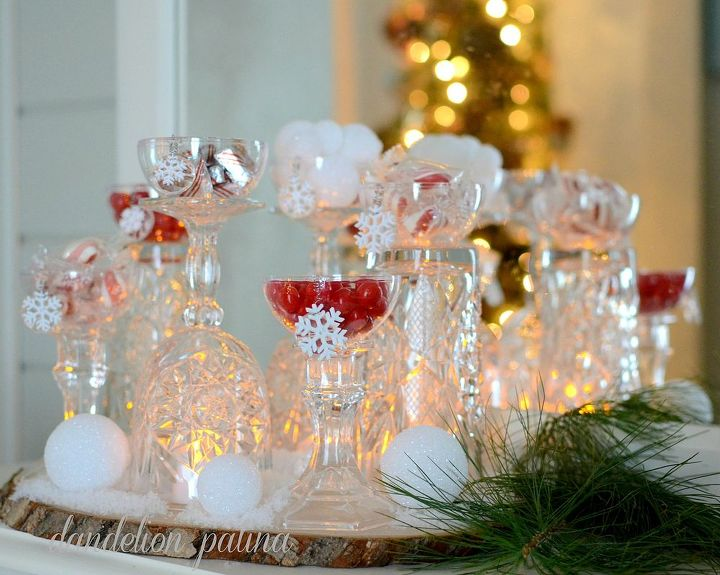 Plastic Christmas Wine Glasses