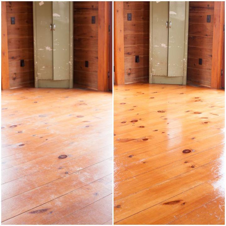 restore shine on wood floors, cleaning tips, flooring, hardwood floors, how  to - Restore Shine On Wood Floors Hometalk