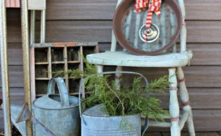27 incredible ideas for rustic christmas decor, christmas decorations, crafts, repurposing upcycling, seasonal holiday decor