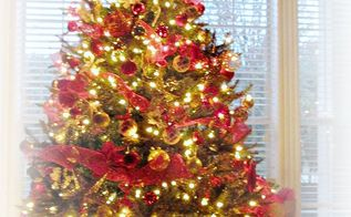 traditional red christmas, christmas decorations, crafts, fireplaces mantels, seasonal holiday decor