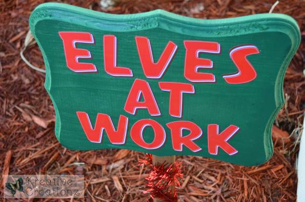 Diy christmas yard sign hometalk for Homemade christmas yard signs