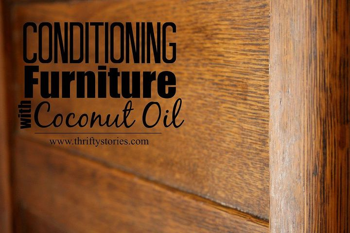 how to clean leather furniture with coconut oil
