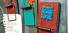 how to make fridge magnets using mouse traps, crafts, repurposing upcycling