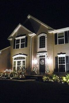 how to install easy exterior home lighting, home decor, how to, lighting