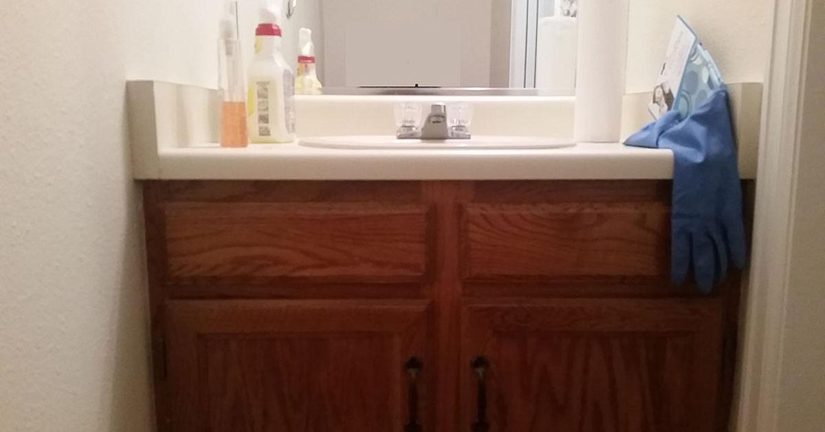 Diy Home Bathroom Remodel small 1/2 bathroom remodeling!   hometalk