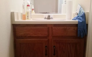 Tips for tiny bathrooms hometalk for 6ft bathroom ideas