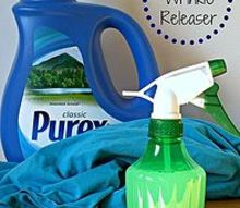 diy wrinkle releaser, cleaning tips, how to, laundry rooms