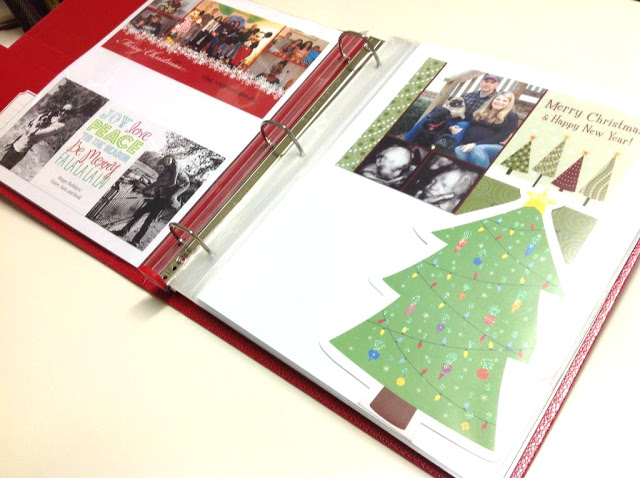 Make a coffee table book with christmas cards hometalk for Making a coffee table book