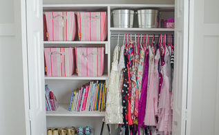 upgrading and organizing builder grade closets, bedroom ideas, closet, organizing, storage ideas