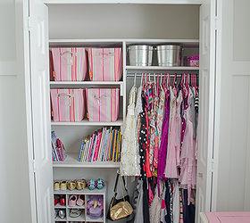 Upgrading And Organizing Builder Grade Closets Hometalk
