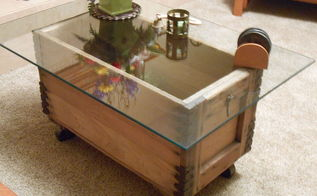 diy coffee table cart showcase, living room ideas, painted furniture, repurposing upcycling