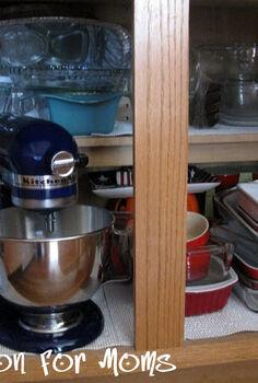 organize your bakeware, organizing, storage ideas