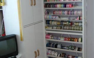organized craft room, craft rooms, crafts, organizing, storage ideas