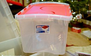 how to store organize holiday decor plus free printables, home decor, how to, organizing