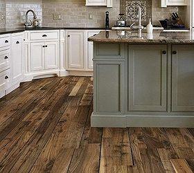 Vinyl plank woodlook floor versus engineered hardwood Hometalk