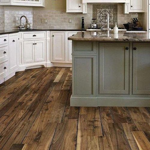 Laminate Flooring Vs Hardwood vinyl plank wood-look floor versus engineered hardwood | hometalk