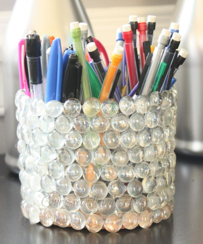 Recycled Soda Bottle Pencil Holder Hometalk