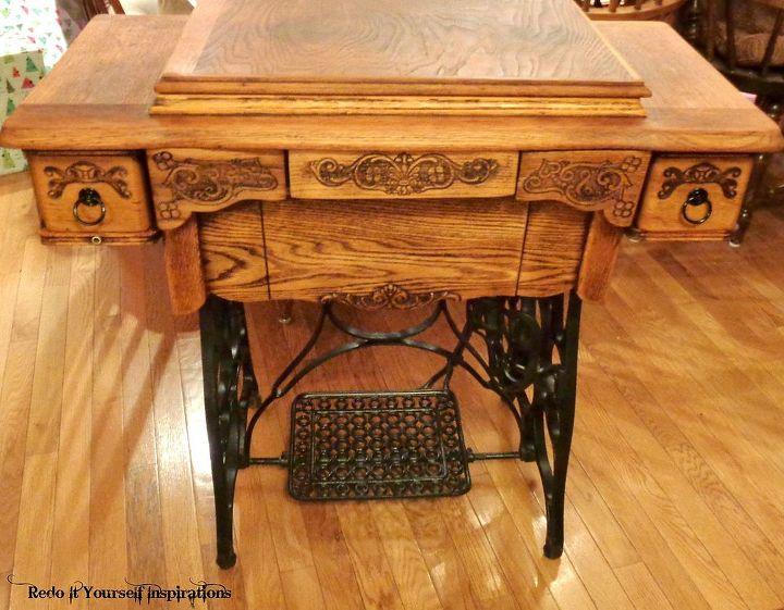 Old Sewing Drawers Repurposed