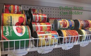 1 can food organization, organizing