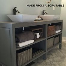 how to build a custom vanity without the custom price tag, bathroom ideas, how to