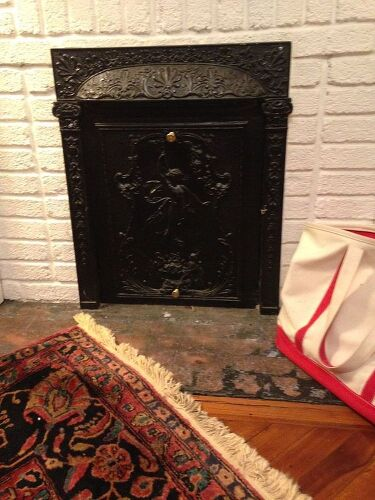 How To Turn Coal Burning Fireplaces In An Old House Into