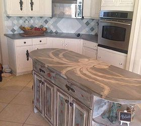 From Traditional To Beach Chic Kitchen Remodel, Countertops, Kitchen  Cabinets, Kitchen Design,