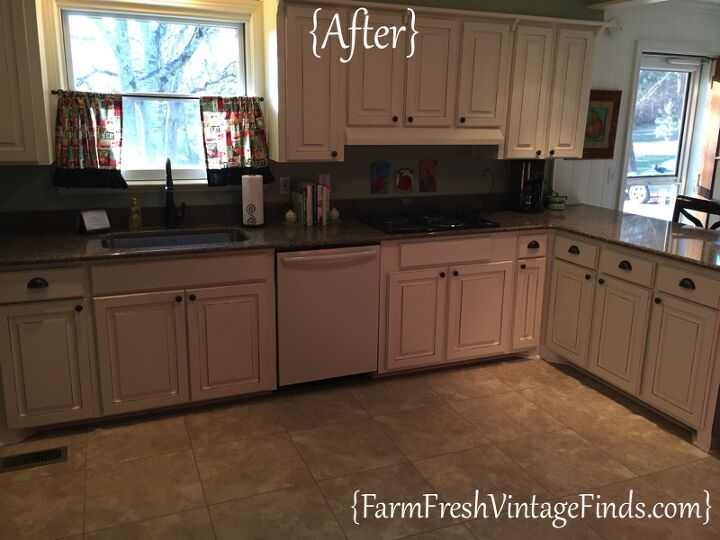 Kitchen Cabinet Refacing on a Budget | Hometalk