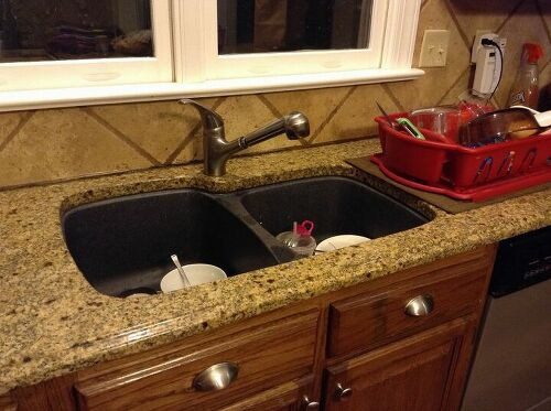 Replace Sink In Granite Countertop Hometalk