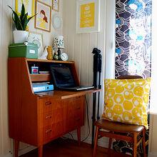 a mid century modern home tour, home decor