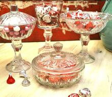 diy dollar store candy dishes, crafts, diy, how to