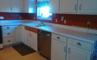 gorgeous diy kitchen countertops for 120, countertops, kitchen design