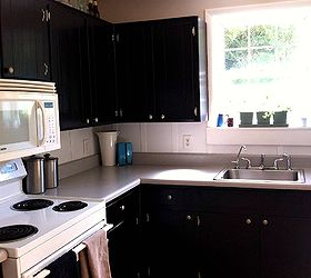 Board and Batten Backsplash With Leftover Faux Wood Blinds Hometalk