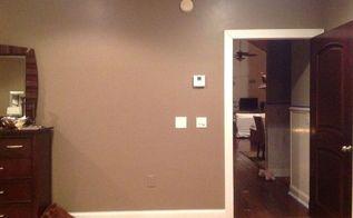 q empty space by bedroom door, bedroom ideas, doors, home decor