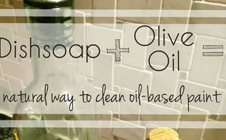 natural way to remove oil based paint from skin, cleaning tips, painting