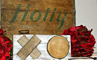 valentine decor using repurposed wood, crafts, how to, repurposing upcycling, woodworking projects