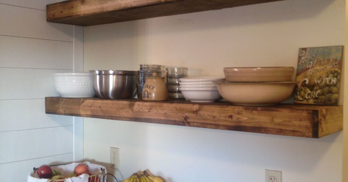 20 Diy Floating Shelves Hometalk
