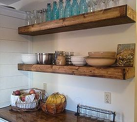 One Hometalker S Brilliant Shelving Solution For Just 20, How To, Kitchen  Design, Part 63