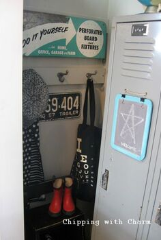 basic entry closet gets a repurposed redo, closet, foyer, repurposing upcycling, storage ideas