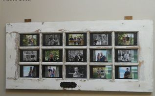 repurposed door to wall photo art, doors, repurposing upcycling, wall decor, woodworking projects