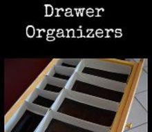 20 genius drawer organizers, home decor, organizing