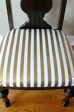 oilcloth covered chairs, cleaning tips, home decor, how to, reupholster