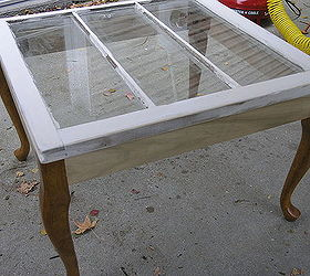 Repurposed Window To Shabby Chic Table, Painted Furniture, Repurposing  Upcycling, Windows
