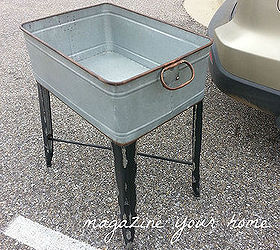repurposed wash tub to kitchen island kitchen design kitchen island repurposing upcycling