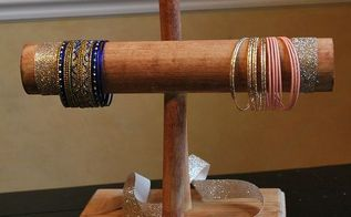 diy wooden bracelet holders, bedroom ideas, crafts, diy, how to, organizing, woodworking projects