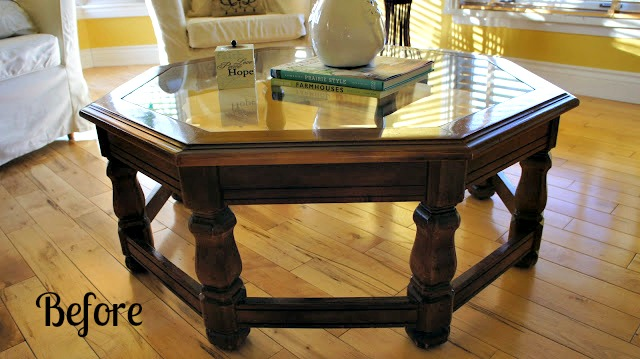 Chalk Paint Coffee Table Transformation Chalk Paint Painted Furniture